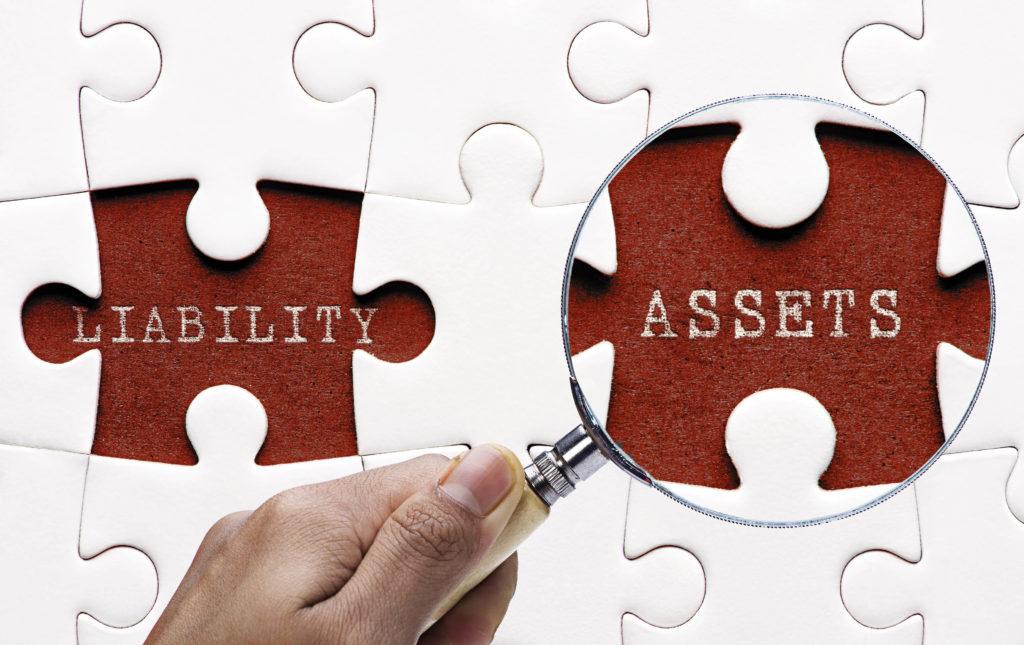 Liabilities assets