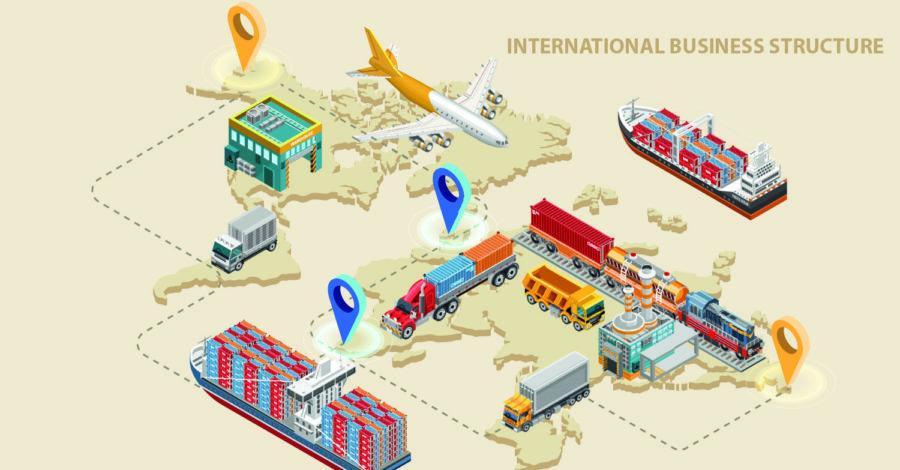 International business structure