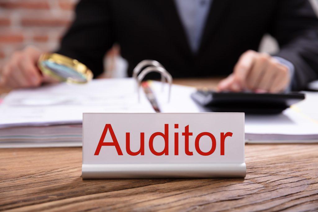 Auditor Vacancy